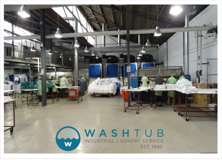 Washtub Industrial Laundry Service